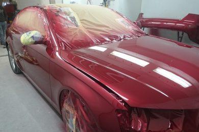 Car Paint Crash High Wycombe