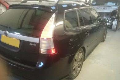 Car Keyed Repair Cost Uk